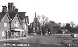 Kent, Riverhead, The Square