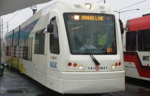 Orange Line MAX